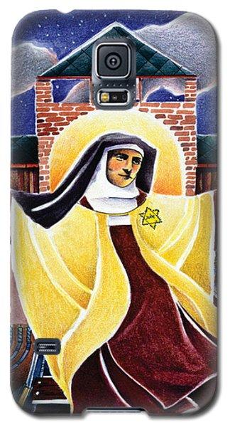 St. Edith Stein - Mmedi Galaxy S5 Case