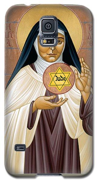 St. Edith Stein Of Auschwitz - Rleds Galaxy S5 Case