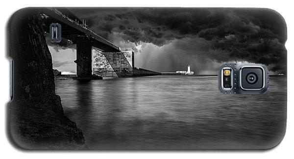 St. Elmo Breakwater Footbridge Galaxy S5 Case