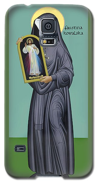 St. Faustina Kowalska - Rlfak Galaxy S5 Case