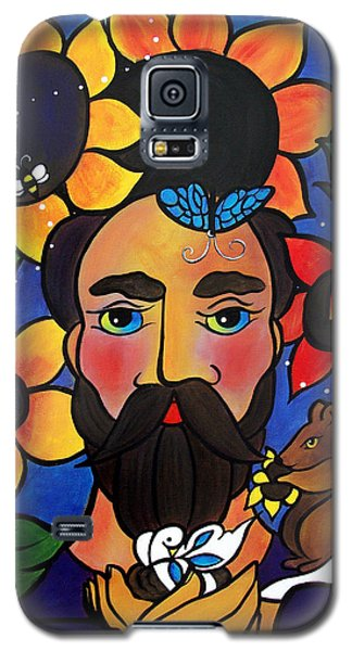 St. Francis - All Creatures Great And Small Galaxy S5 Case