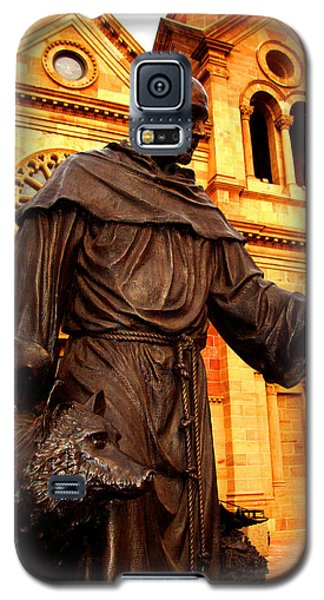 Galaxy S5 Case featuring the photograph Cathedral Basilica Of St. Francis Of Assisi by Susanne Still