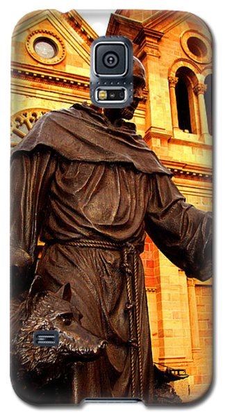 Cathedral Basilica Of St. Francis Of Assisi Galaxy S5 Case by Susanne Still