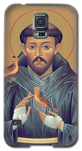 St. Francis Of Assisi - Rlfob Galaxy S5 Case