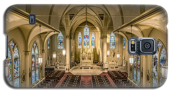 St. Francis Xavier Cathedral Galaxy S5 Case