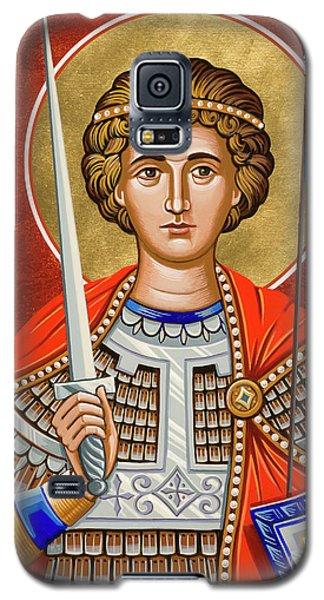 St. George Of Lydda - Jcgly Galaxy S5 Case