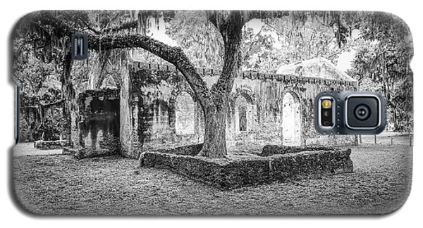 St. Helena Tabby Church Galaxy S5 Case by Scott Hansen
