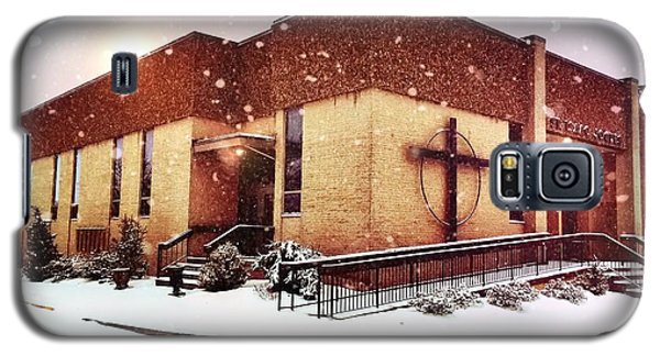 St. Isaac Jogues In The Snow Galaxy S5 Case