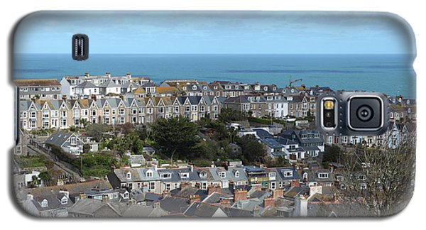 Galaxy S5 Case featuring the photograph St Ives, Cornwall, Uk by Nicholas Burningham