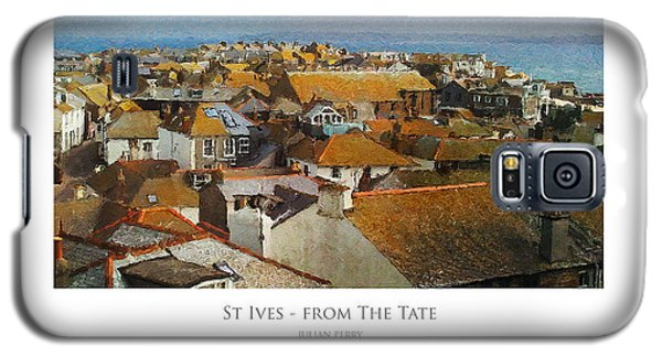 St Ives - From The Tate Galaxy S5 Case
