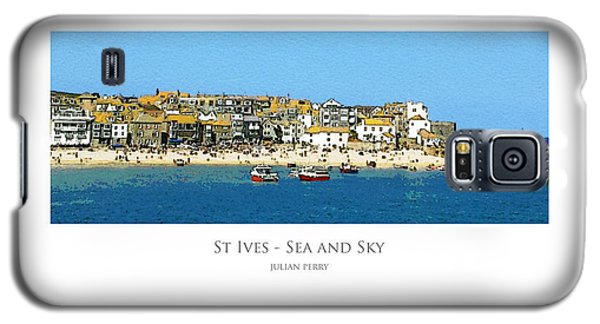 St Ives Sea And Sky Galaxy S5 Case