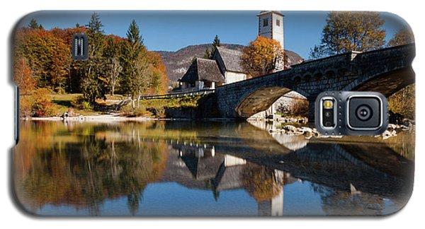 St. John The Baptist On The Lake Bohinj Galaxy S5 Case