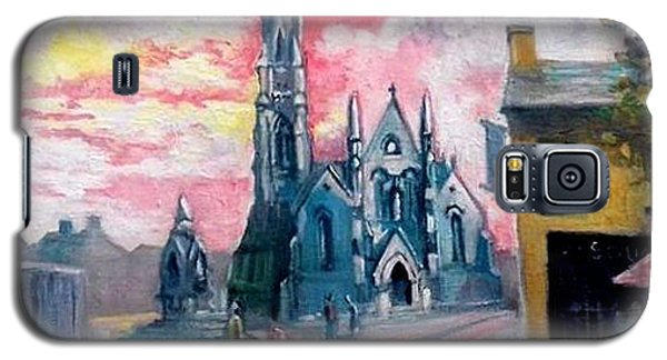 St Johns Cathedral Limerick  Ireland Galaxy S5 Case