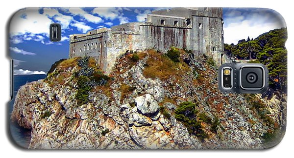 St. Lawrence Fortress Galaxy S5 Case