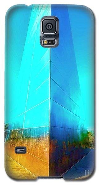 St Louis Arch  Galaxy S5 Case