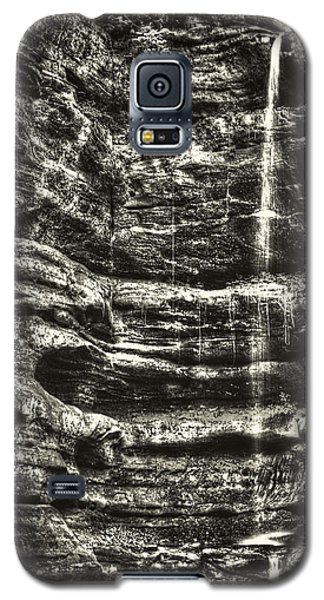 St Louis Canyon At Starved Rock State Park Galaxy S5 Case