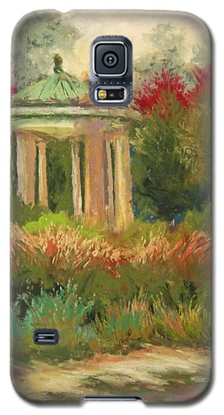 St. Louis Muny Bandstand Galaxy S5 Case