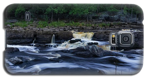 Galaxy S5 Case featuring the photograph St Louis River by Heidi Hermes
