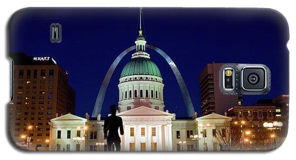 St. Louis Galaxy S5 Case by Steve Stuller