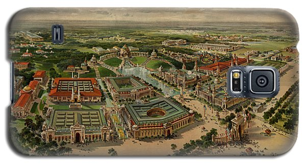 St. Louis Worlds Fair 1904 Galaxy S5 Case