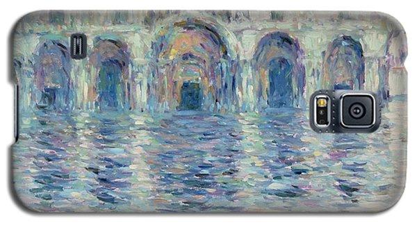 st-Marco square- Venice Galaxy S5 Case