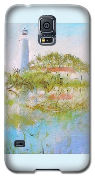 St Marks Lighthouse Galaxy S5 Case