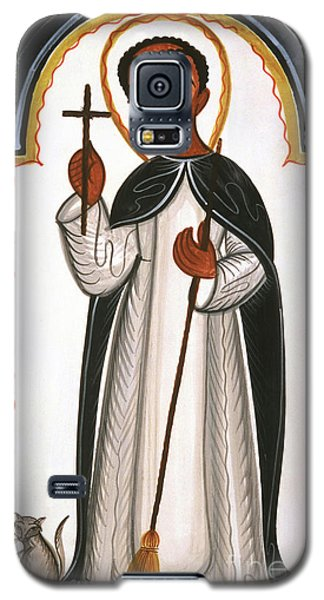 St. Martin Of Porres - Aomap Galaxy S5 Case
