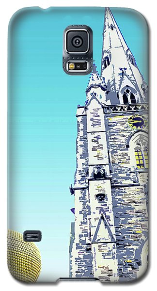 St Martins And Selfridges Galaxy S5 Case