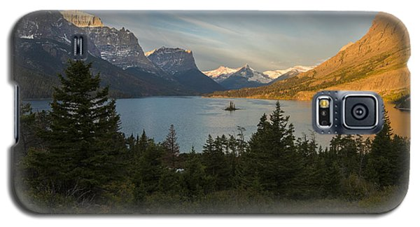 St. Mary Lake Galaxy S5 Case by Gary Lengyel