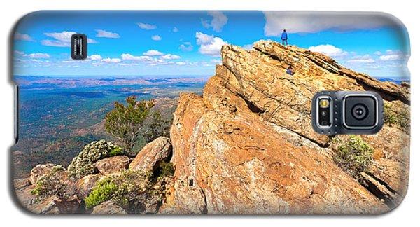 St Mary Peak Galaxy S5 Case