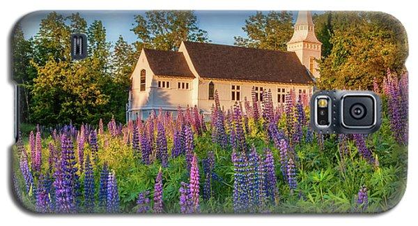 St Matthews Church - Sugar Hill New Hampshire  Galaxy S5 Case