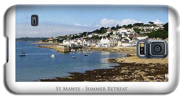 St Mawes - Summer Retreat Galaxy S5 Case