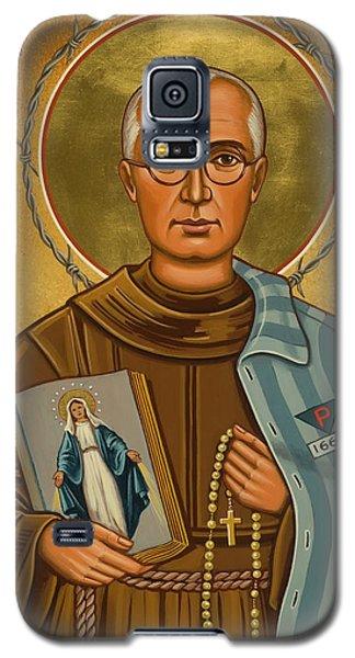 St. Maximilian Kolbe - Jckol Galaxy S5 Case