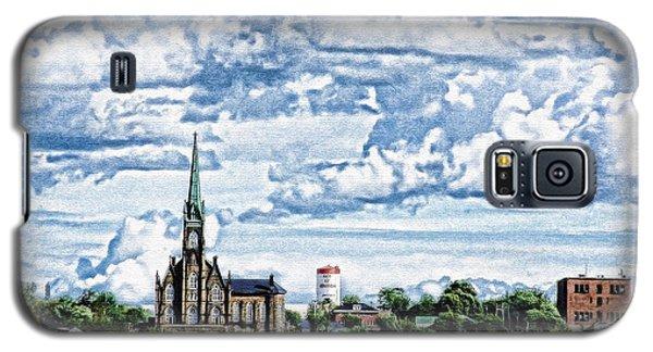 St Michaels Basilica Galaxy S5 Case by KJMcGraw