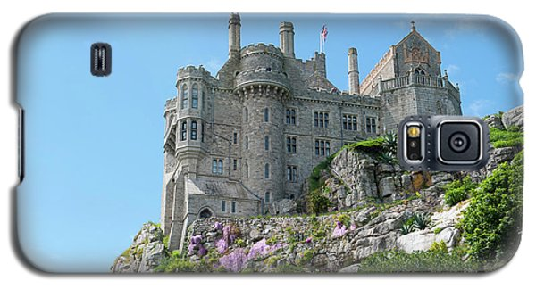 St Michael's Mount Castle Galaxy S5 Case