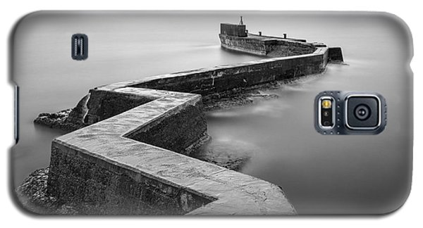 St Monans Breakwater Galaxy S5 Case