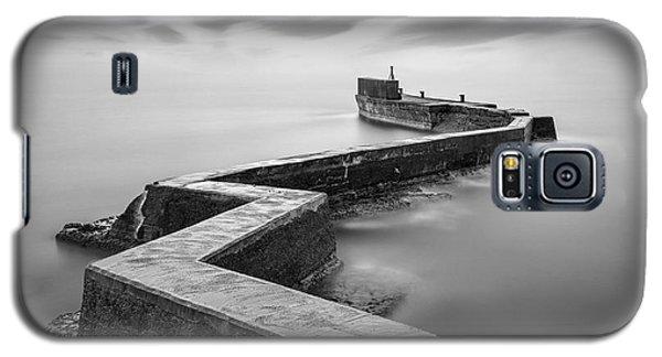 St Monans Breakwater Galaxy S5 Case