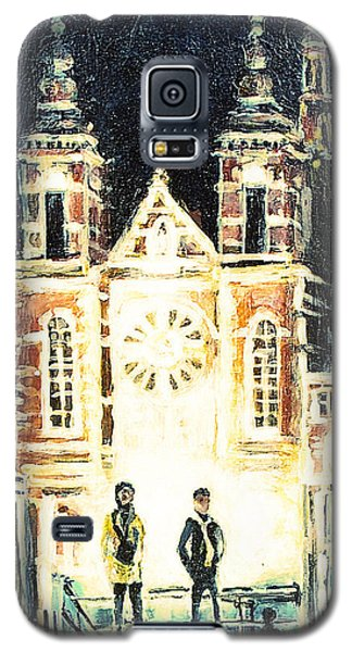 St Nicolaaskerk Church Galaxy S5 Case