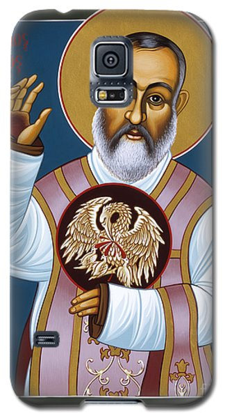 St Padre Pio Mother Pelican 047 Galaxy S5 Case