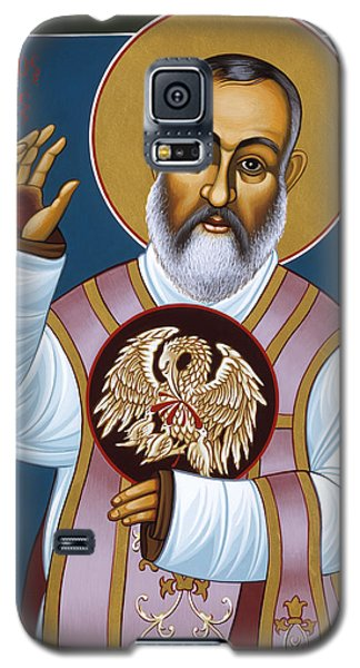 St Padre Pio Mother Pelican 047 Galaxy S5 Case