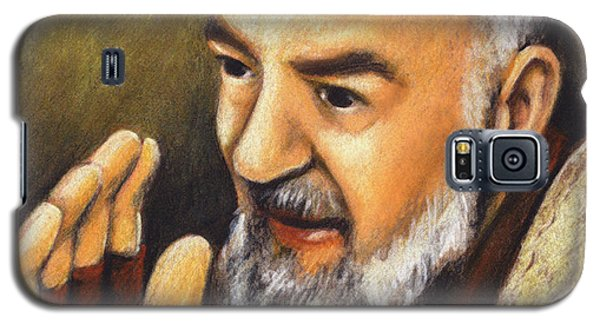 St. Padre Pio Of Pietrelcina - Jlpio Galaxy S5 Case