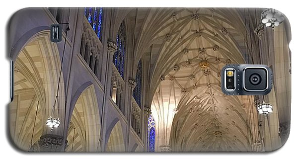 St. Patricks Cathedral Main Interior Galaxy S5 Case