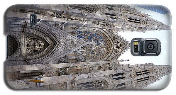 Design Galaxy S5 Case - St Patrick's Cathedral Nyc by Jeffson Chan