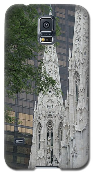 St Patricks Cathedral Galaxy S5 Case