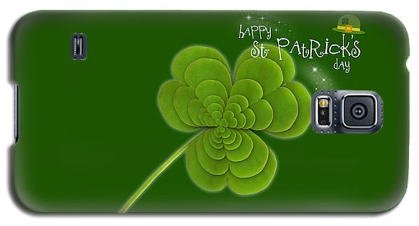 Design Galaxy S5 Case - St. Patrick's Day by Maye Loeser
