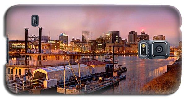 St Paul Minnesota Its A River Town Galaxy S5 Case