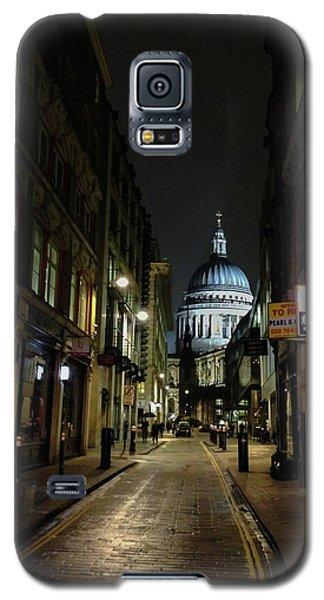 St. Pauls By Night Galaxy S5 Case