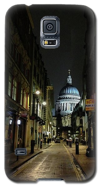 St. Pauls By Night Galaxy S5 Case