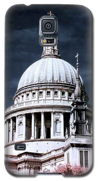 St. Paul's Cathedral's Dome, London Galaxy S5 Case