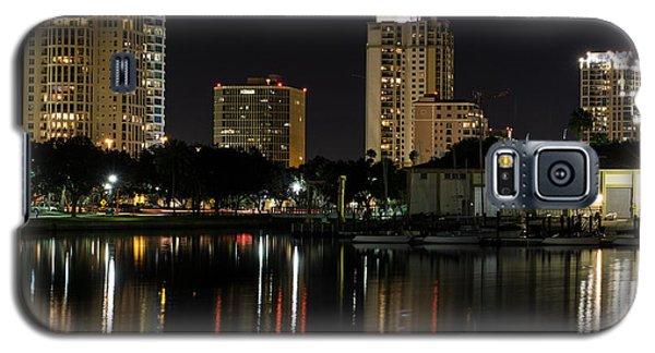 St. Pete At Night Galaxy S5 Case